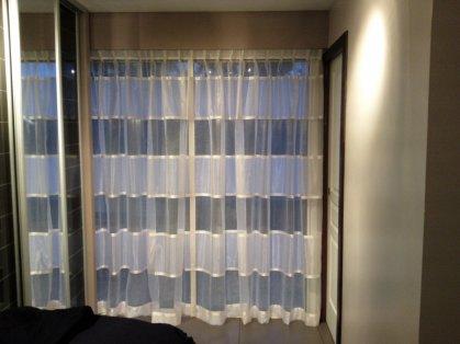 mes nouveaux rideaux tinette06. Black Bedroom Furniture Sets. Home Design Ideas